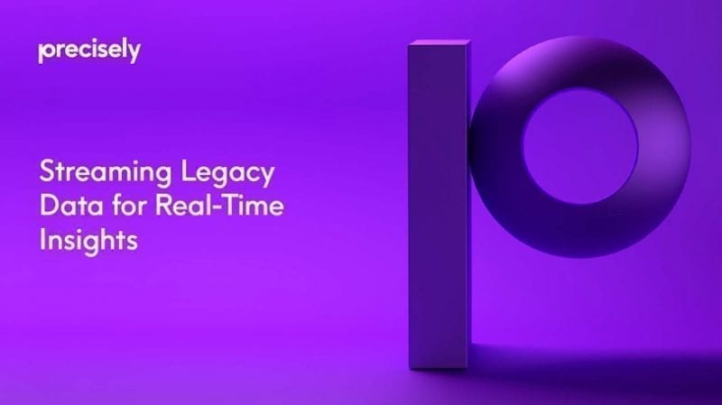 Streaming Legacy Data for Real-Time Insights