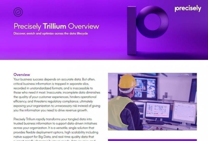 Precisely Trillium