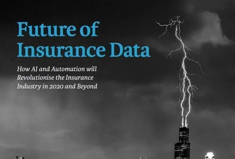 How AI and automation will revolutionize the insurance industry in 2020 and beyond