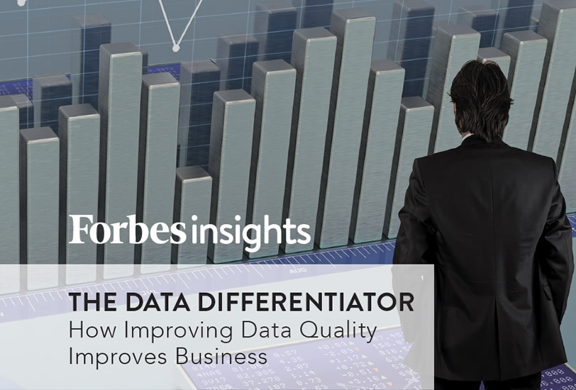 Forbes Insights The Data Differentiator