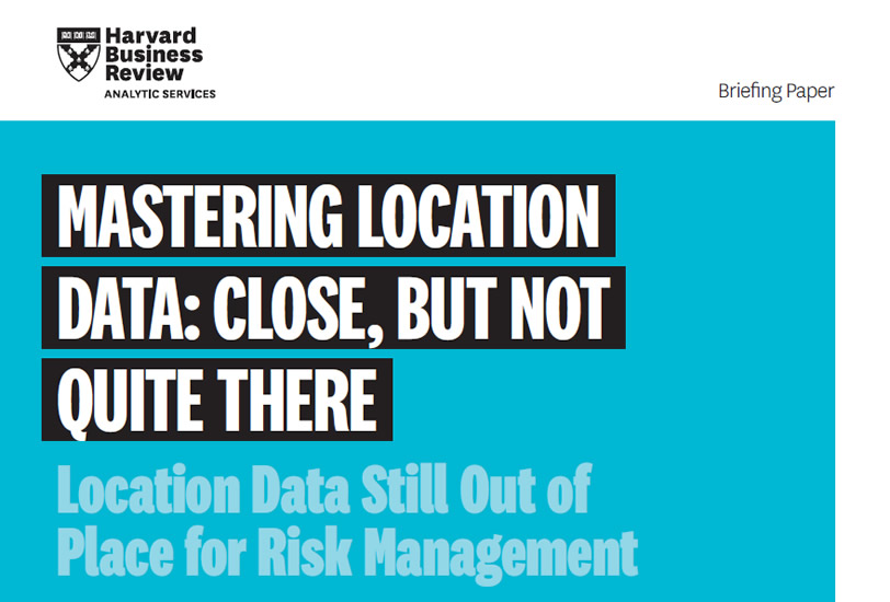 Harvard Business Review Mastering Location Data