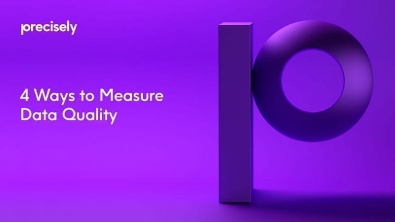 eBook: Data Quality Measurement - Here Are Four Ways to Improve