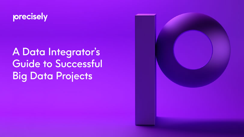 eBook: A Data Integrator's Guide to Successful Big Data Projects
