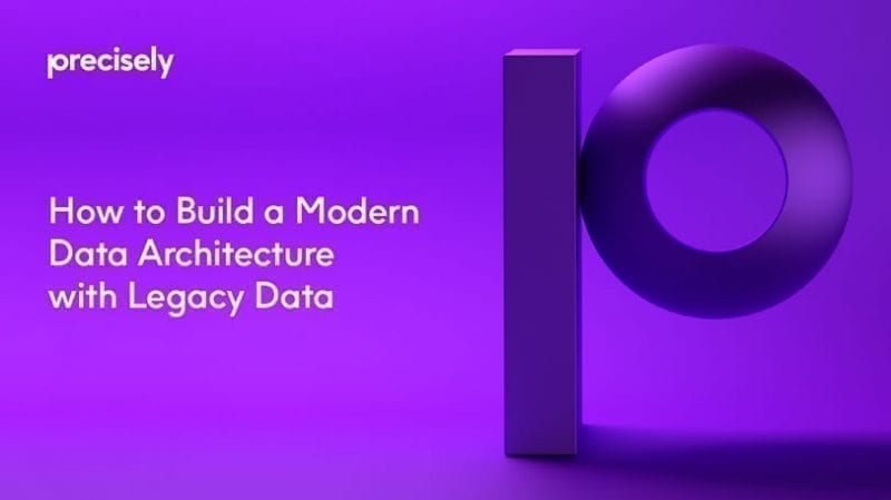 Ebook: How to Build a Modern Data Architecture with Legacy Data