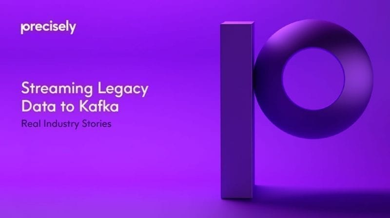 Ebook: Streaming Legacy Data to Kafka - Real Industry Stories