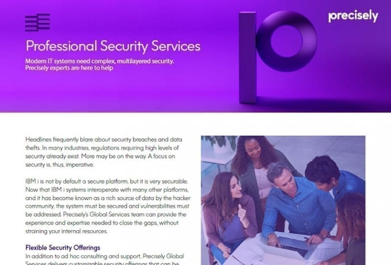 Precisely Professional Security Services