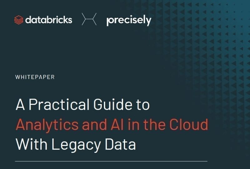 A Practical Guide to Analytics and AI in the Cloud with Legacy Data