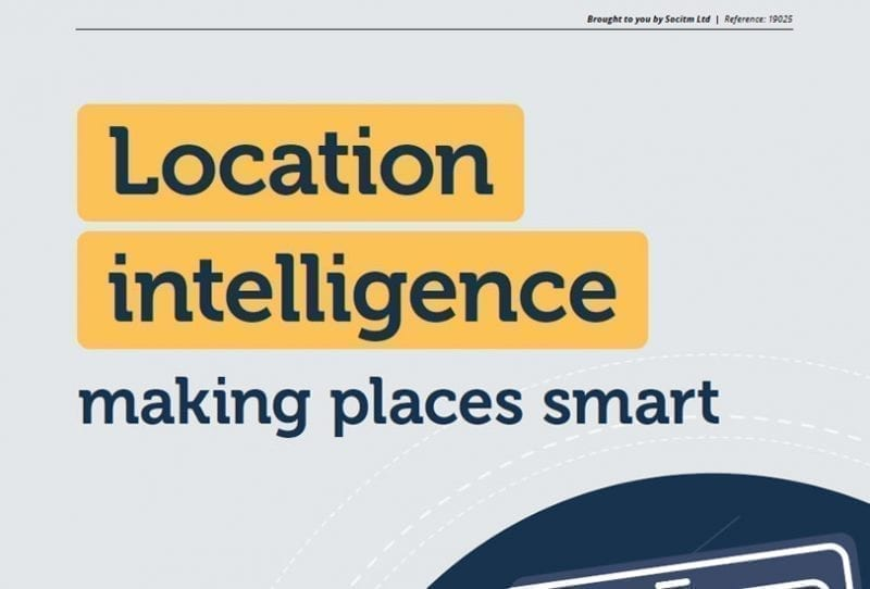 Location intelligence making places smart whitepaper