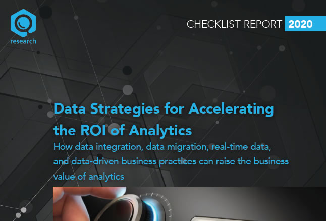 Data Strategies for Accelerating the ROI of Analytics