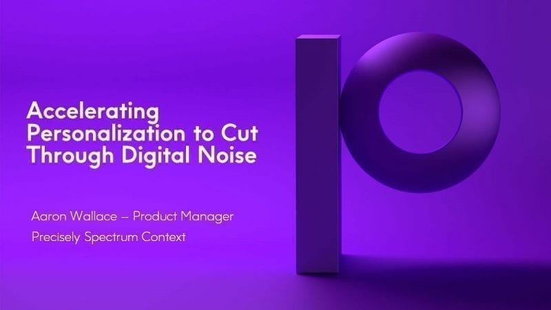 Accelerating Personalization to Cut Through Digital Noise