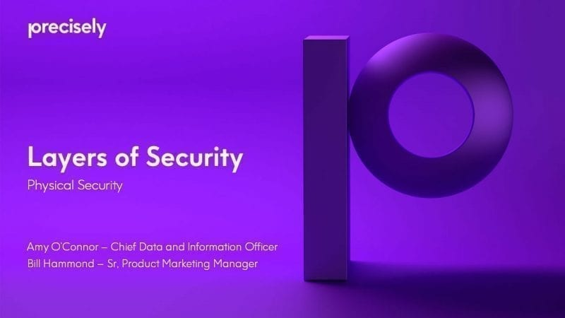 Layers of Security - Physical Security Webcast
