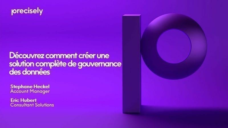 Découvrez Comment Créer une Solution Complète de Gouvernance des Données