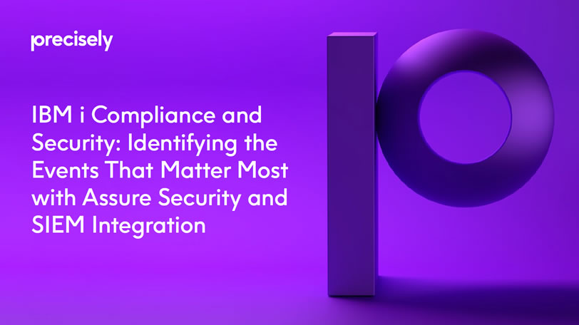 IBM i Compliance and Security