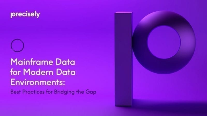 eBook: Mainframe Data for Modern Data Environments: Best Practices for Bridging the Gap
