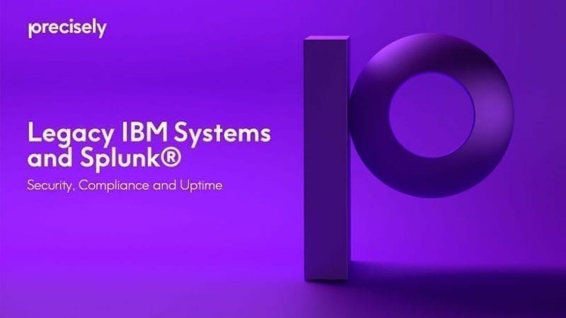 Legacy IBM Systems and Splunk webinar
