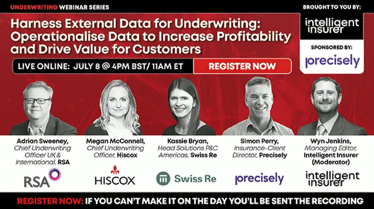 Harness External Data in Underwriting - Increase Profitability and Drive Value