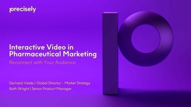 Interactive Video in Pharmaceutical Marketing – Reconnect with Your Audience