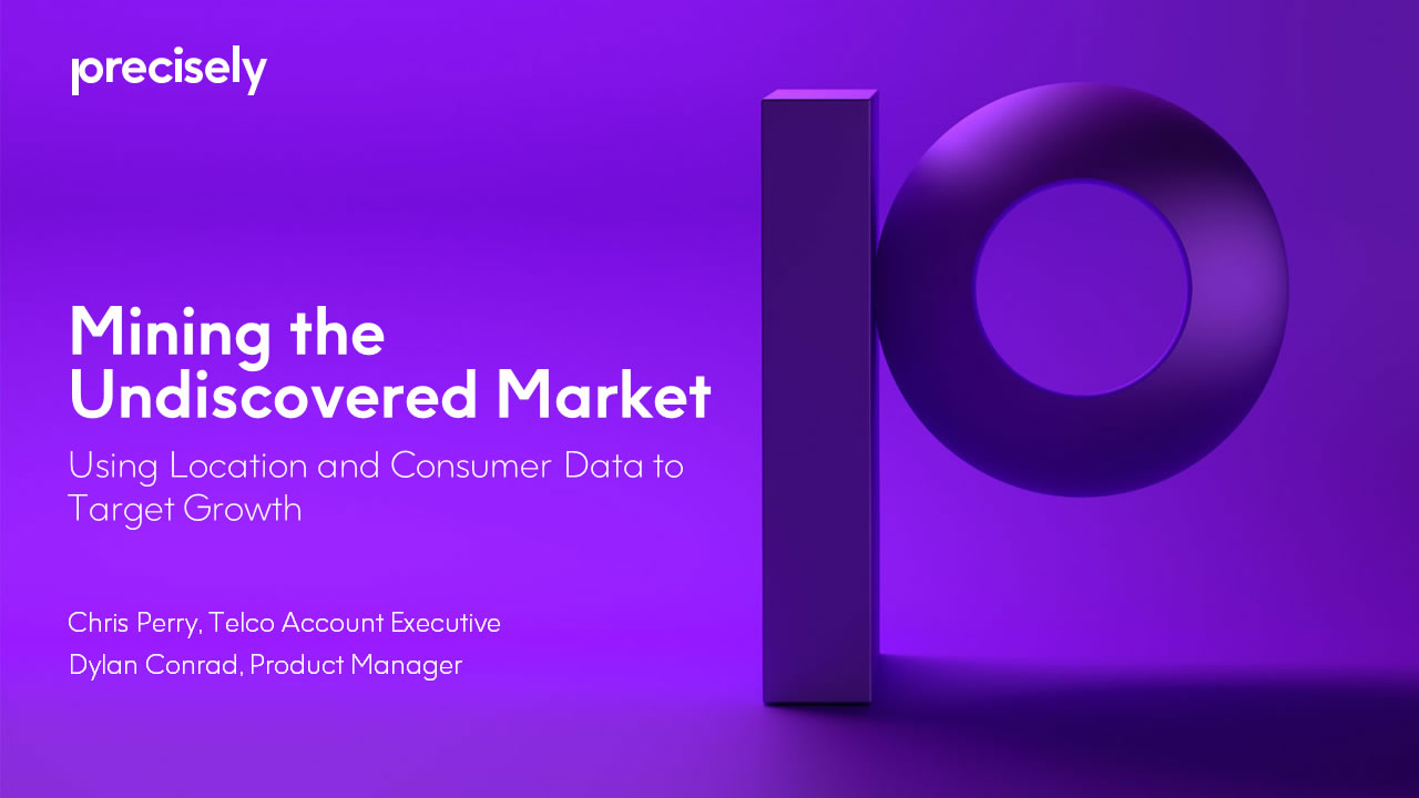 Mining the Undiscovered Market: Using Location and Consumer Data to Target Growth