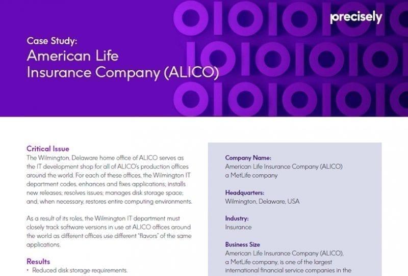 ALICO (American Life Insurance Co.) Assure iOptimize