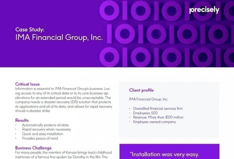IMA Financial Group Inc - Assure MIMIX
