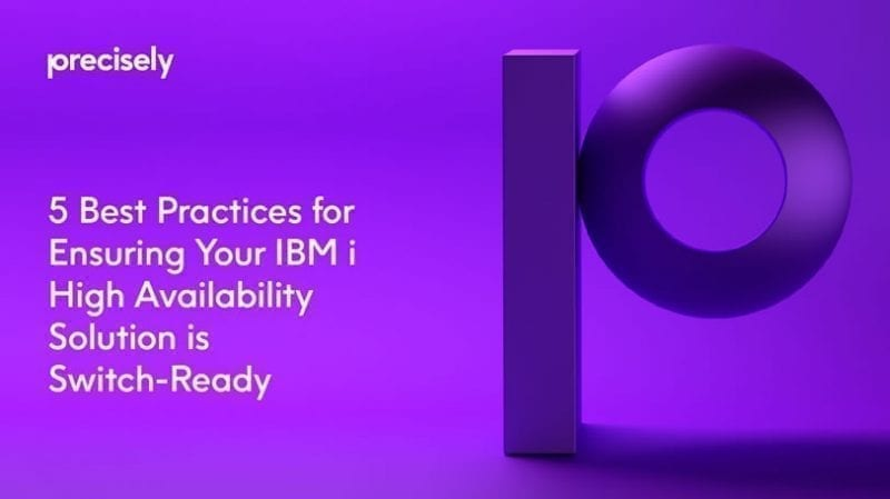 5 Best_Practices for IBM i HA