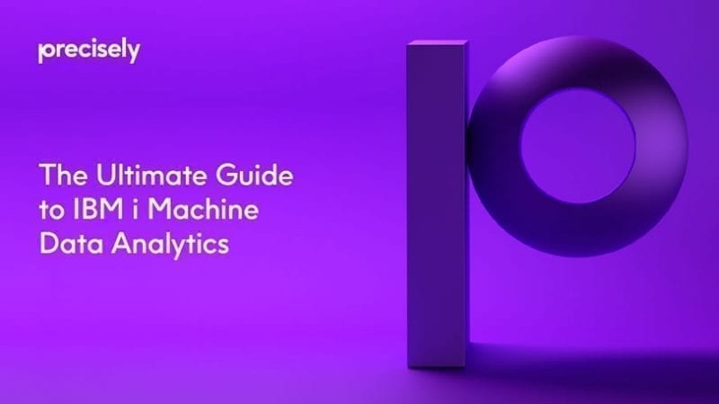 The Ultimate Guide to IBM i Machine Data Analytics eBook