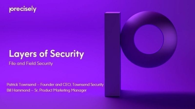 Essential Layers of IBM i Security - File and Field Security