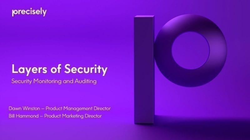 Essential Layers of IBM i Security - Security Monitoring and Auditing
