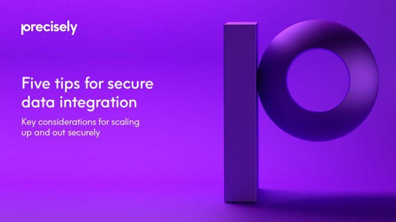 Five Tips for Secure Data Integration