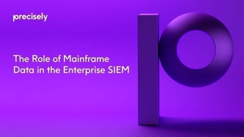 The Role of Mainframe Data in the Enterprise SIEM