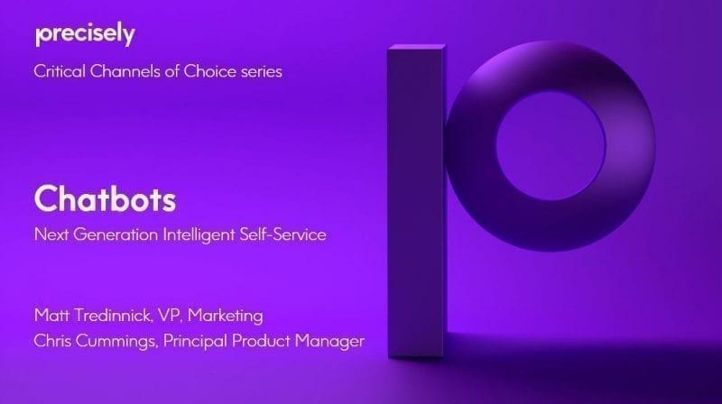 Chatbots-Next Generation Intelligent Self-Service