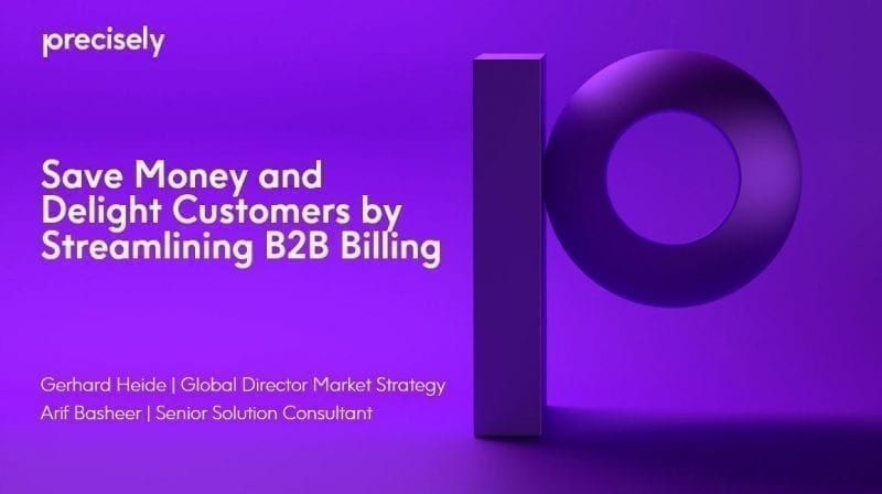 Save Money and Delight Customers by Streamlining B2B Billing