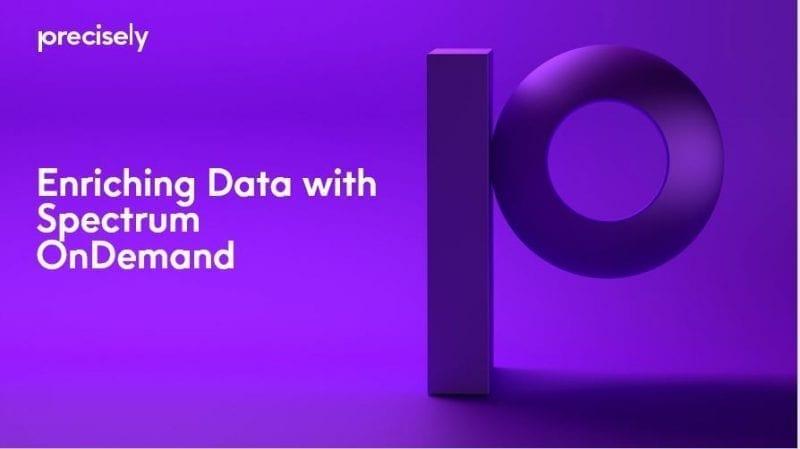 Data Enrichment Using Spectrum OnDemand