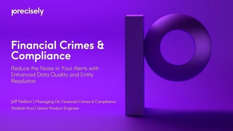 Financial Crimes and Compliance