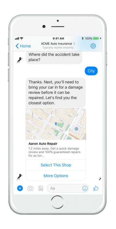 Chatbot Solutions for Insurance