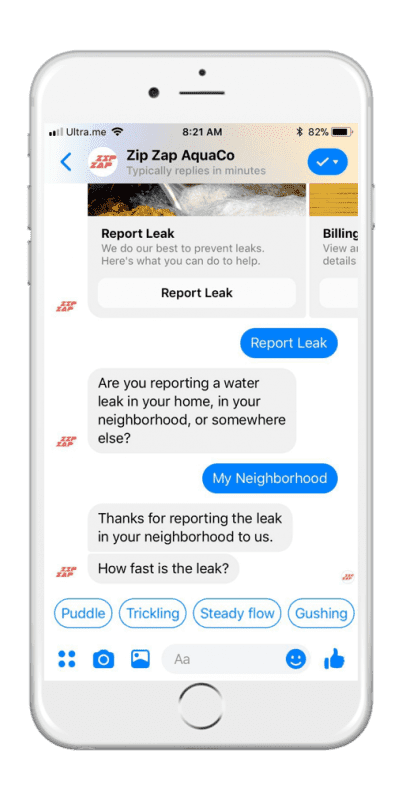 Chatbot Solutions for Utilities