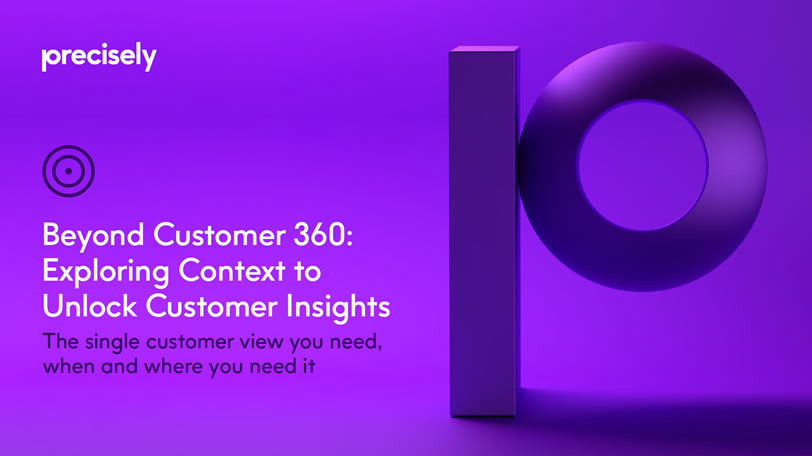 Customer 360 view in Retail