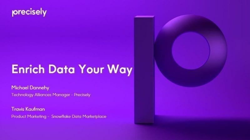 Enrich Data Your Way