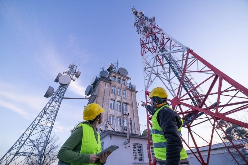 Telecommunications Solutions from Precisely