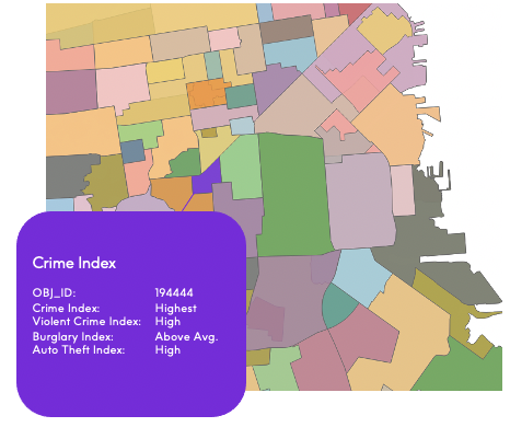 Crime Index: Crime Statistics to Influence Buying/Selling Decisions