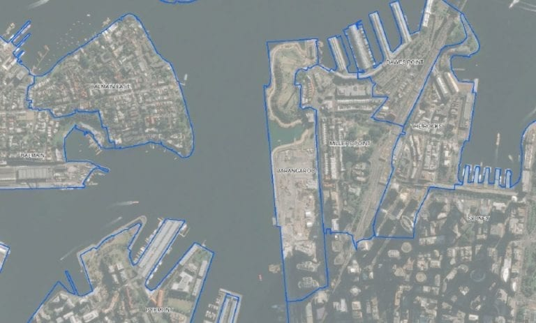 Australia Suburbs and Localities Boundaries for Mapping & Analysis