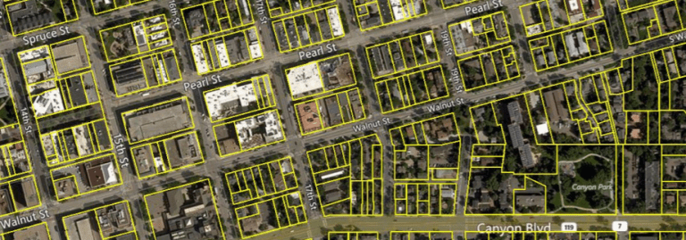 US Parcel Boundaries - Map and analyze property characteristics