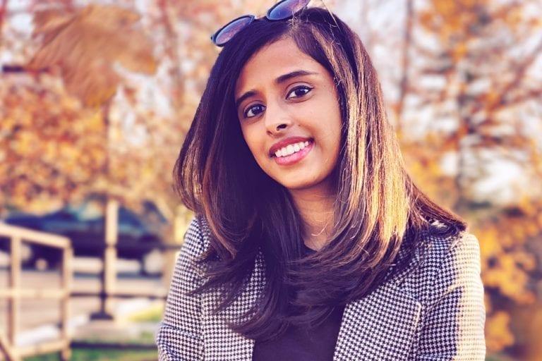 Precisely Women in Technology - Meet Chethana
