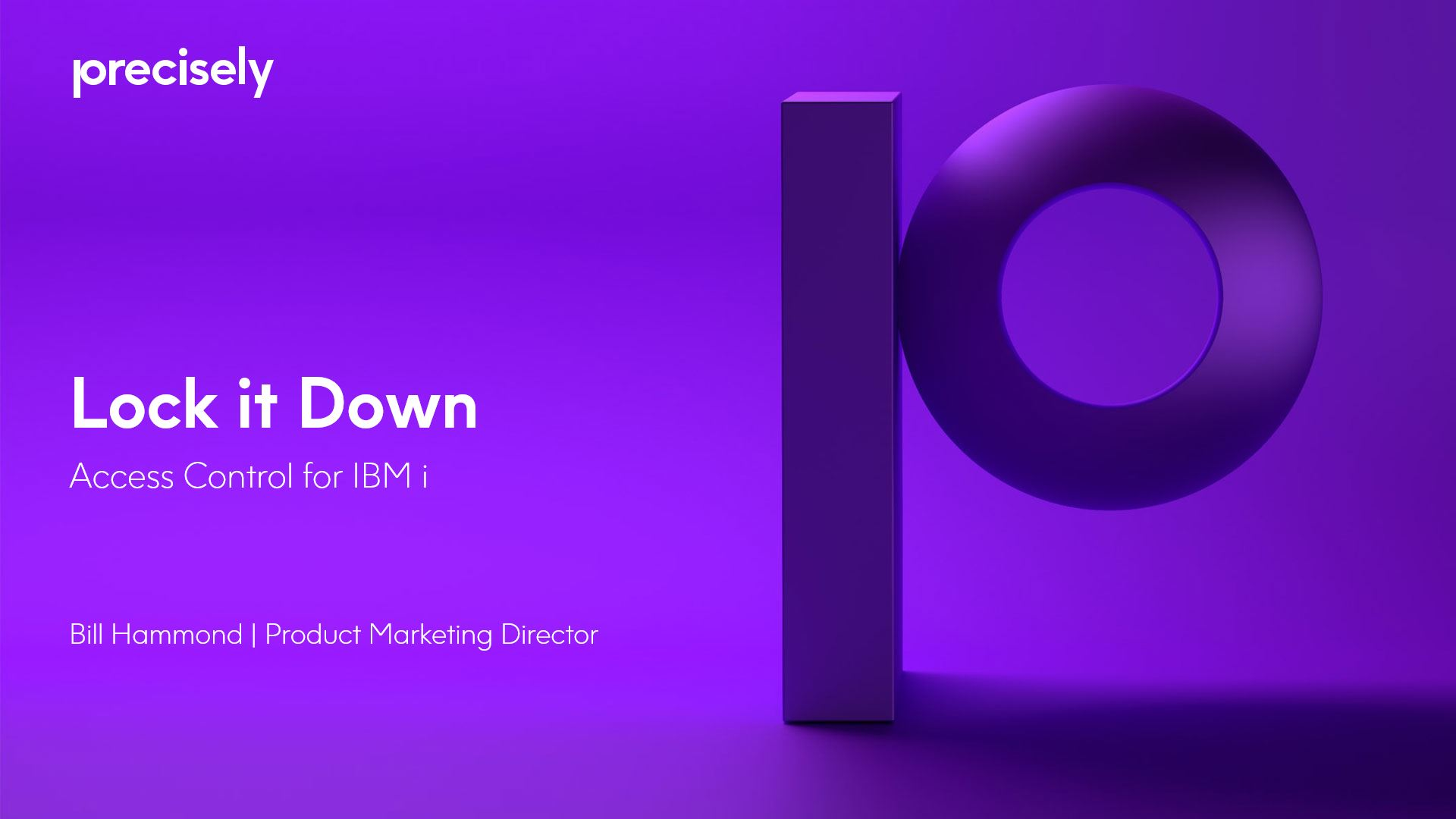 Lock It Down: Access Control for IBM i