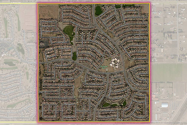 Precisely's Neighborhood Boundaries dataset provides neighborhood mapping, population data & demographics for metro areas in 83+ countries