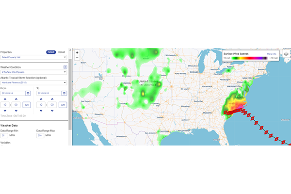 Dynamic Weather – API-enabled real time and historical weather data