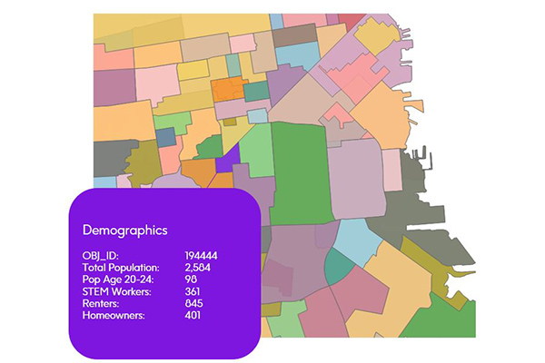 US Census Demographics: Demographics for Specific Geographic Areas