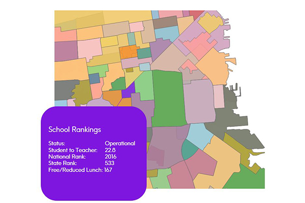 Great School Rating: Student Achievement and College Readiness