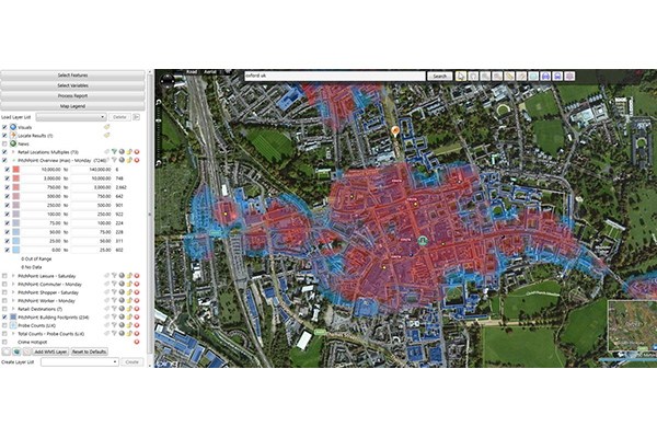 Retail Data Analytics: Assess Business Locations and their Potential