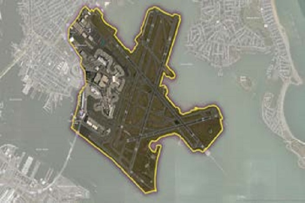Points of Interest - Geofences - Airport Data